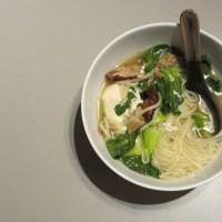 Peking Duck (Bone) Soup