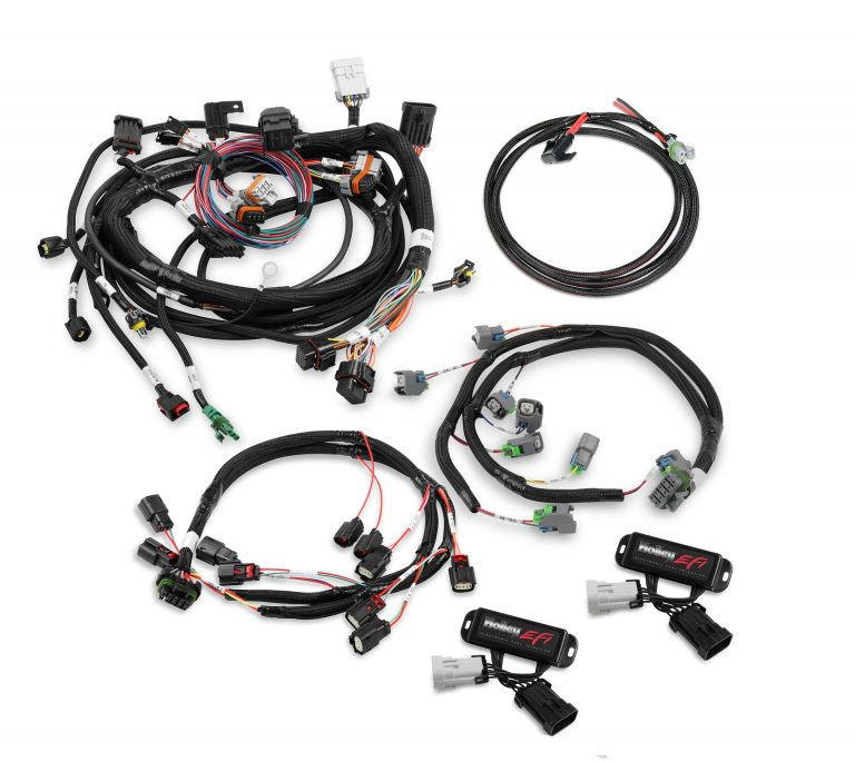 Holley FORD COYOTE HARNESS KIT