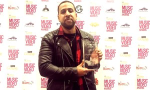 Rapper Crown Freedom takes Best UK Rap/Hip Hop Video Award @ Jump Awards 2017