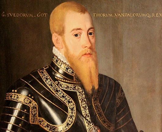 Death by pea soup: King Erik XIV