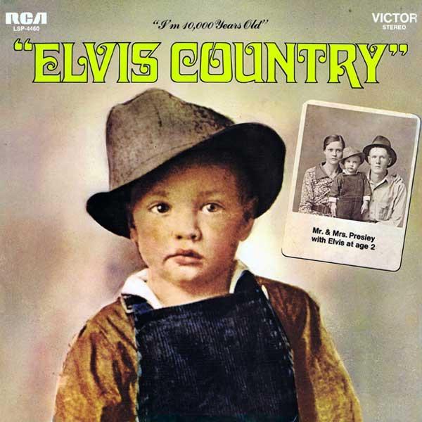 Elvis Presley Elvis Country 1971