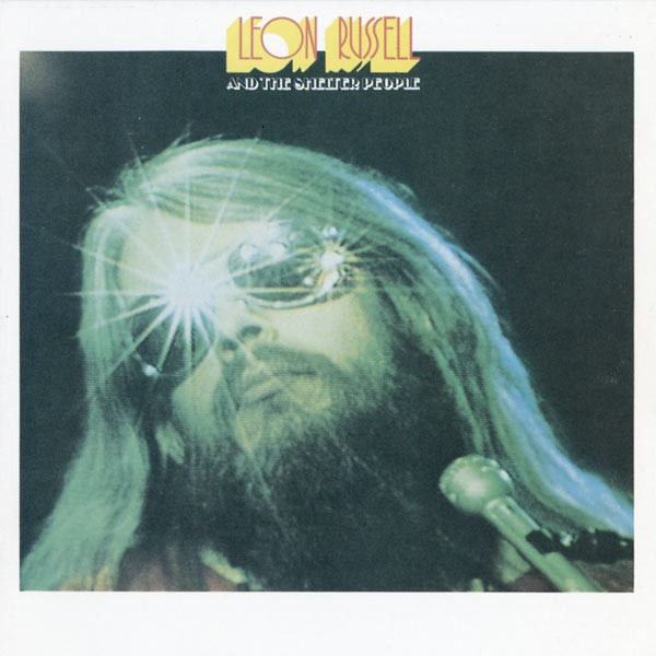 Leon Russell and the Shelter People 1971