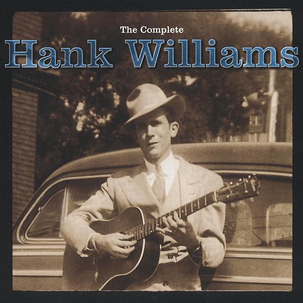 Hank Williams The Complete Hank Williams 1998