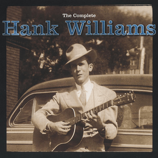 Hank Williams The Complete Hank Williams 1998