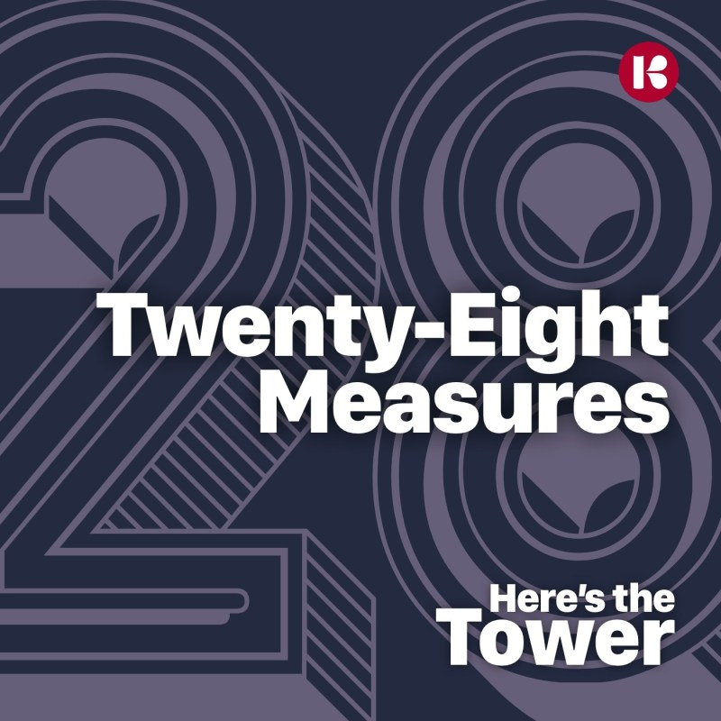Here's the Tower - Twenty-Eight Measures