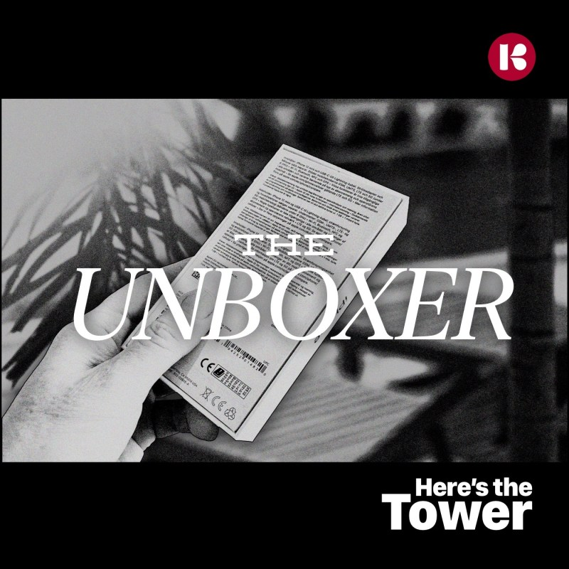 Here's the Tower - The Unboxer