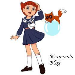 懷舊卡通List   Kconan's Blog