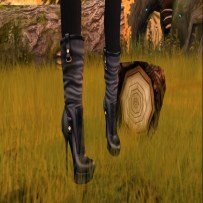 Ghee outfit - boots