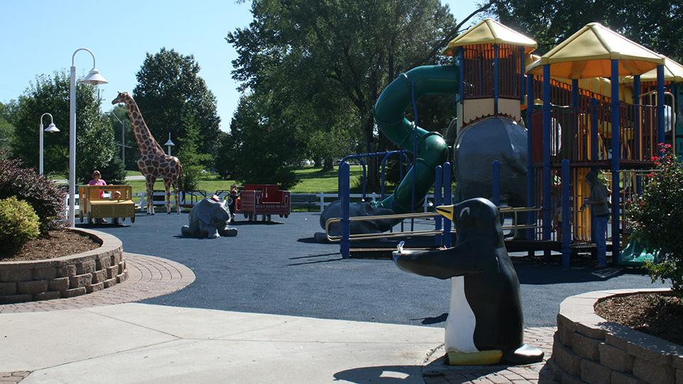 Penguin Park  KC Parks and Rec