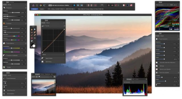 Serif Affinity Photo Full Version Crack Serial Key