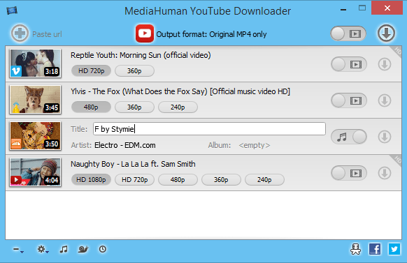 MediaHuman YouTube Downloader Crack Patch Full Version