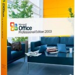 Microsoft Office Professional 2003 SP3 Serial Key