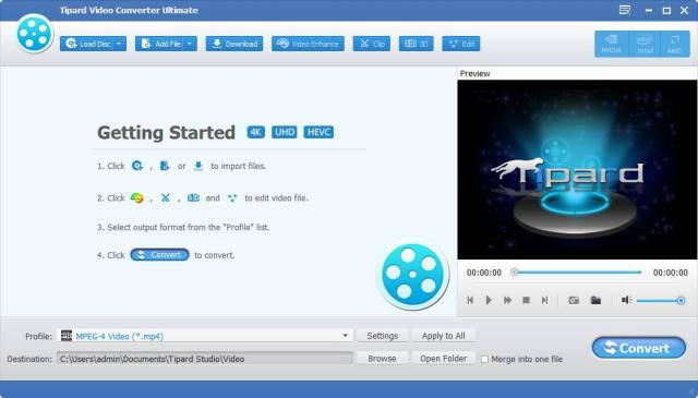 Tipard Video Converter Ultimate Crack