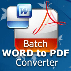 Batch WORD to PDF Converter Pro Full Crack