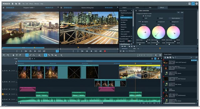 MAGIX Video Pro Full crack