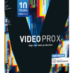 MAGIX Video Pro X10 Crack Serial