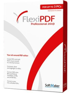 SoftMaker FlexiPDF 2019 Professional crack