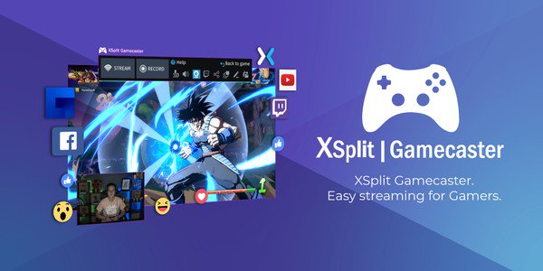 XSplit Gamecaster Studio crack