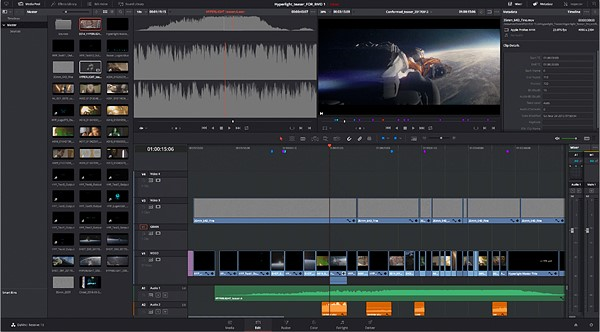 Blackmagic Design Davinci Resolve Studio 16 1 1 5 With Crack Kcrack