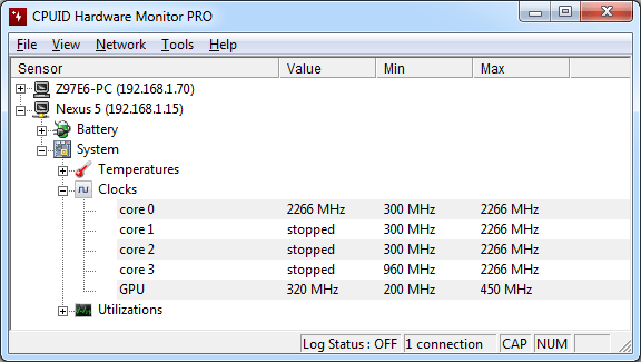 CPUID HWMonitor Pro crack Patch