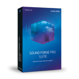 MAGIX SOUND FORGE Pro Suite Crack