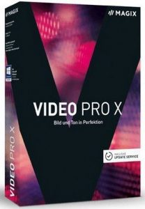 MAGIX Video Pro Crack