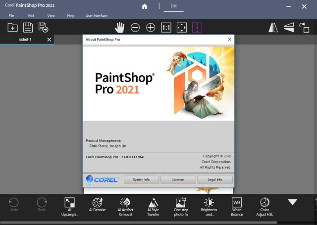 Corel PaintShop Pro 2021 With Crack