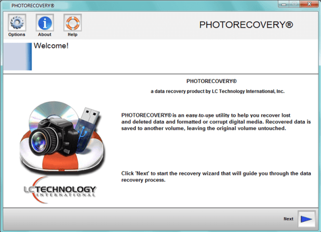 LC Technology PHOTORECOVERY Professional Crack Serial Key
