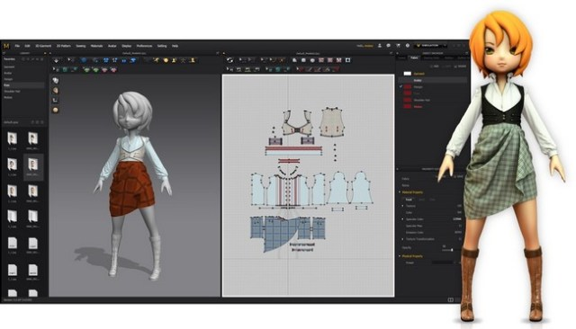 Marvelous Designer 8 Enterprise Crack patch