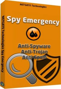 NETGATE Spy Emergency Crack