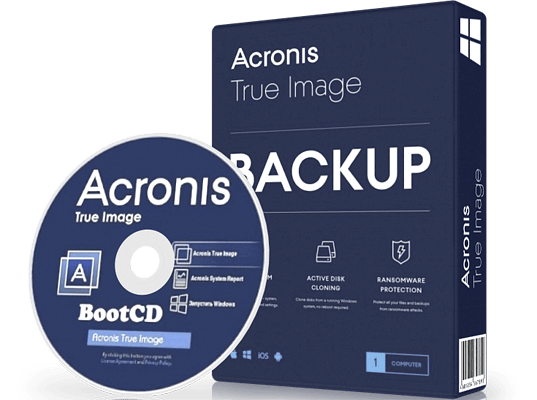 Acronis True Image 2021 Build 39216 + Patch + BootCD