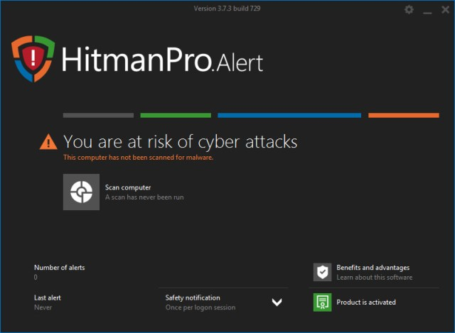 HitmanPro.Alert 3.7.11 Build With Crack
