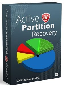 Active Partition Recovery Ultimate 19 WinPE Activated Crack