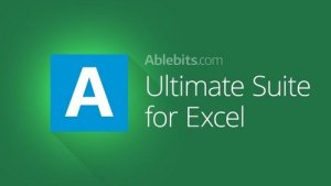 Ablebits Ultimate Suite for Excel Business Edition Crack
