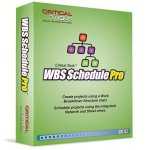 Critical Tools WBS Schedule Pro Crack