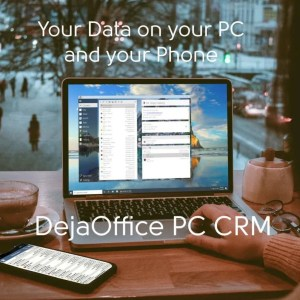 DejaOffice PC CRM Professional Crack