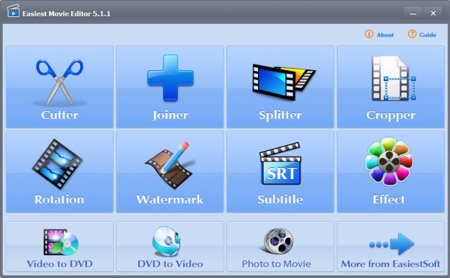 EasiestSoft Movie Editor Crack Serial Key