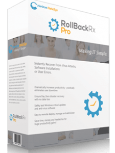 RollBack Rx™ Crack is an instant time machine for your PC. A Comprehensive Windows System Restore solution that empowers users and IT administrators to easily restore their PC's to any previous state within seconds! RollBack Rx offers a fresh approach to managing PCs. Any unforeseen incidents such as user errors, viruses or even botched software installations can be easily and absolutely reversed in a fast and efficient way.Now you can download the latest version of RollBack Rx Full fromGetSoftwareswebsite. RollBack Rx Professional 11 Full Versionhelps users to create a comprehensive snapshot of their PC without taking up too much disk space. Whenever something goes wrong, you can quickly select a previously created snapshot to restore the entire computer to its previous state. WithRollBack Rx Professional 2020, you can easily restore files and folders from selected snapshots, or browse their contents to keep your documents safe. When choosing to recover various items from a snapshot, specify the file name, file type, or location. You can also rely on RollBack Rx Professional to automate the snapshot process according to a schedule you set. You can also restore your PC to an earlier state as planned to ensure your PC stays in good shape. Rollback Rx Pro Crack Key Features: Go back to any previous point in time within seconds. Go back minutes, hours, days, weeks, or even months to any previous snapshot. It does not affect computer performance, uses minimal system resources. Supports unlimited snapshots. It creates a complete system snapshot without having to restart the system. Reverse any system crash within seconds (even if Windows cannot startup). Back out of any failed program, OS updates, and botched updates. Recover from any malware or virus attack within seconds. Works with VMWare and Virtual Machines, both as a host or within the virtual machine as a client. Supports Multi-boot, Multi OS workstations. Lock snapshots to prevent deletion. Intuitive GUI based sn