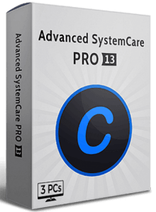 Advanced SystemCare Pro Crack Keygen