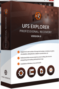 UFS Explorer Professional Recovery Crack Patch