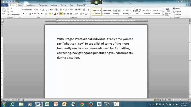 Nuance Dragon Professional Individual Crack Serial Key