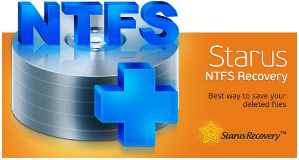 Starus NTFS Recovery Crack patch