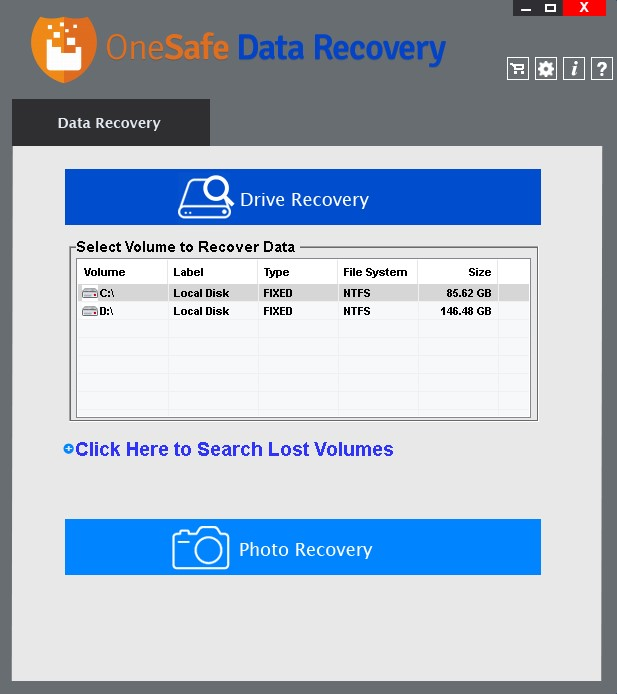 OneSafe Photo Recovery Professional Crack Serial Key