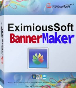 EximiousSoft Banner Maker Pro Serial Key