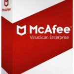 McAfee VirusScan Enterprise crack serial key