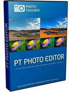 PT Photo Editor Pro Edition crack