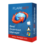 FlareGet Download Manager crack