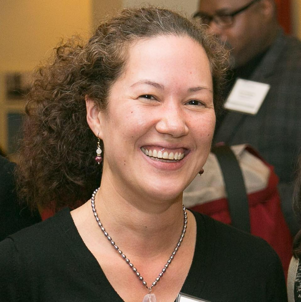 Anne Martens (she/her), Director of Communications & External Affairs