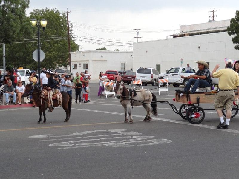 Wasco Rose Festival Parade 2011