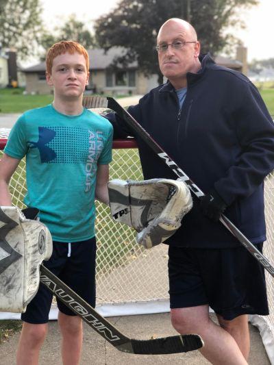 Bravey and Jerry - Hockey